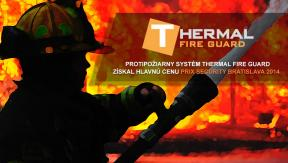 Thermal Fire Guard získal hlavnú cenu na Security